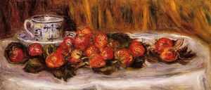 Pierre-Auguste Renoir - Still Life with Strawberries 1