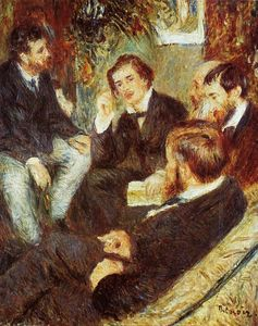 Pierre-Auguste Renoir - The Artist s Studio, Rue Saint Georges