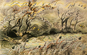 Charles Ephraim Burchfield - BrooksideMusic