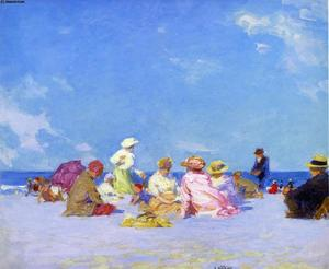 Edward Henry Potthast - Afternoon Fun