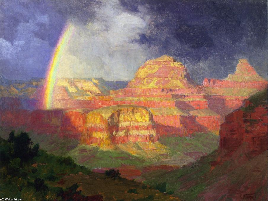 famous painting The Grand Canyon 1 of Edward Henry Potthast
