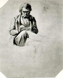 George Caleb Bingham - Study of a Figure 20
