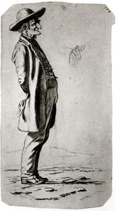 George Caleb Bingham - Study of a Figure 41