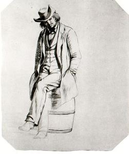 George Caleb Bingham - Study of a Figure 42