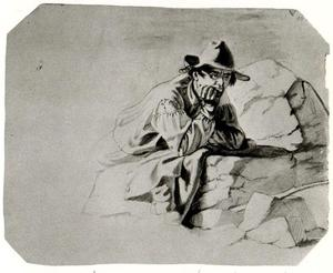 George Caleb Bingham - Study of a Fisherman 1