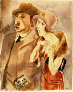George Grosz - In the best years