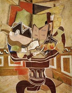 Georges Braque - The Round Table