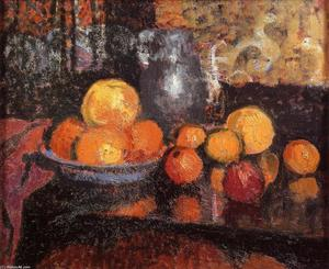 Georges Lemmen - Still Life with Fruit