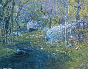 John Joseph Enneking - Spring Brook