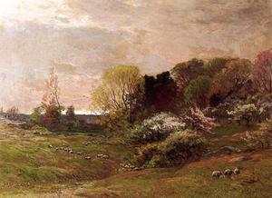 John Joseph Enneking - Spring Morning
