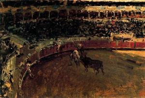 Mariano Fortuny - Bullfight