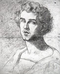 Mariano Fortuny - Self-portrait