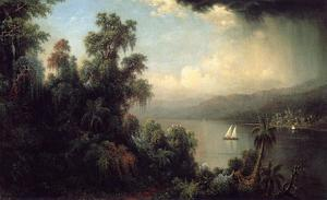 Martin Johnson Heade - Coast of Jamaica