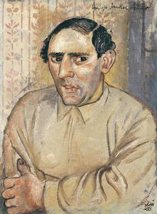 Otto Dix - This is Jankel Adler