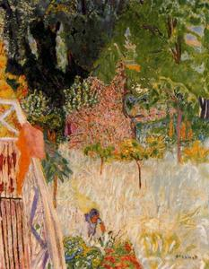 Pierre Bonnard - Balcon at Vernonnet