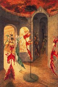 Remedios Varo - Ladies' paradise