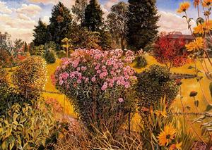 Stanley Spencer - Bellrope Meadow