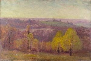 Theodore Clement Steele - Autumn