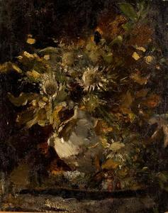 Theodore Clement Steele - Flowers 1