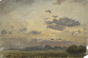 Theodore Clement Steele - Landscape 19
