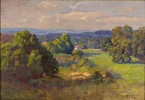 Theodore Clement Steele - Landscape 25