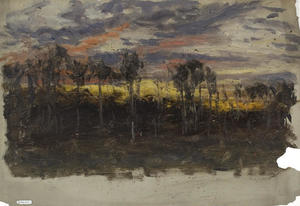 Theodore Clement Steele - Landscape 9