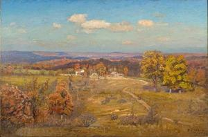 Theodore Clement Steele - Winding Road