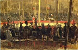 Walter Richard Sickert - The Circus