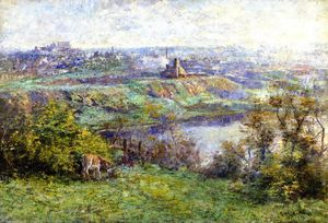 Frederick Mccubbin - Coming of Spring