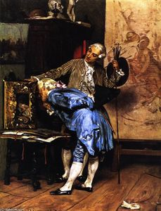 Giovanni Boldini - The Connoisseur
