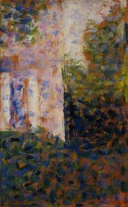 Georges Pierre Seurat - Corner of a House