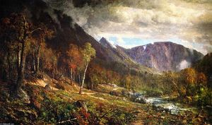 Thomas Hill - Crawford Notch