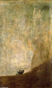 Francisco De Goya - Dog