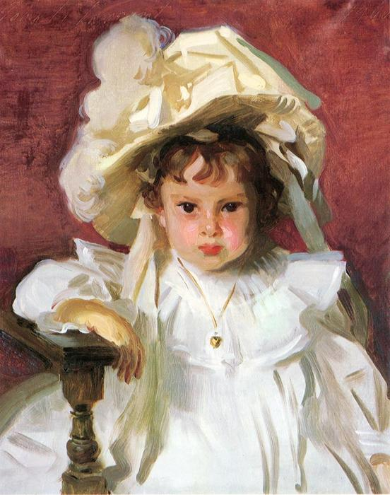 famous painting Dorothy of John Singer Sargent