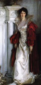 John Singer Sargent - The Duchess of Portland