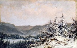 William Mason Brown - Early Snow