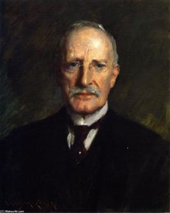 William Merritt Chase - Edward Guthrie Kennery