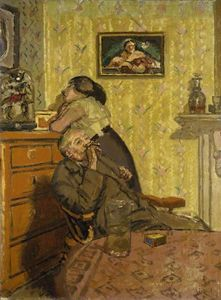 Walter Richard Sickert - Ennui