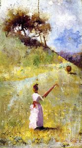 Charles Edward Conder - The Fatal Colours