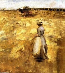 James Guthrie - Field Work in the Lothians