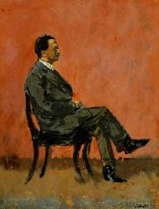 Walter Richard Sickert - Fred Winter