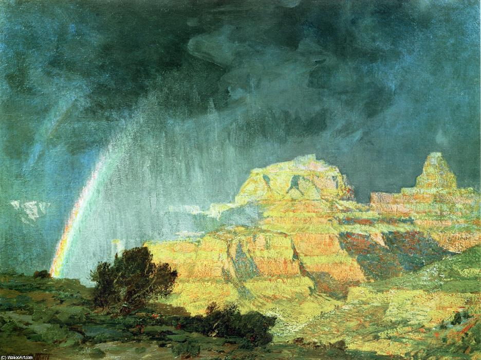 famous painting Grand Canyon of Edward Henry Potthast