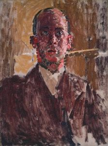 Walter Richard Sickert - Harold Gilman