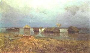Isaak Ilyich Levitan - High Waters
