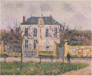 Gustave Loiseau - The House