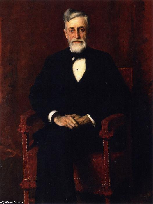 famous painting John Butler Talcott of William Merritt Chase