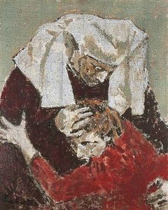 Walter Richard Sickert - Juliet and the Nurse