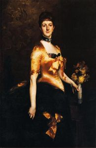 John Singer Sargent - Lady Playfair