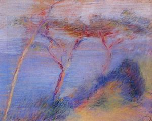 Henri Edmond Cross - Landscape