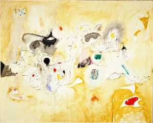 Arshile Gorky - The Plough and the Song